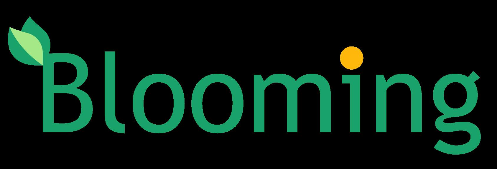 Logo Blooming