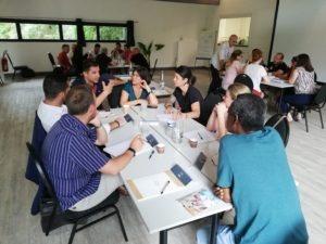 Intervention de Blooming auprès des participants de l'Executive MBA de Montpellier Business School